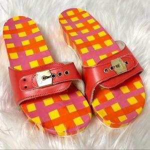 NWOT Dr.Scholls Classic sandal clogs